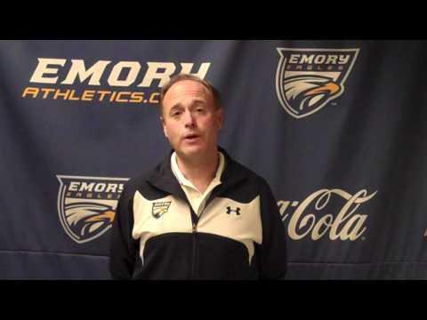 Sonny Travis Previews Saturday's Men's Soccer Game against CMU