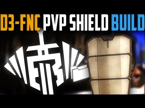 The Division | D3-FNC/Defense PvP Tank Build | Patch 1.8