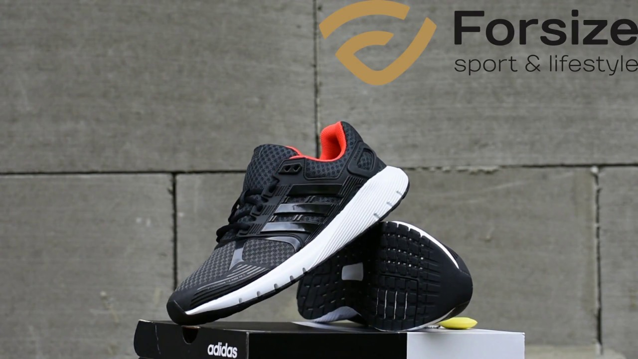 Adidas Duramo 8 M Mens Running Shoes CP8738 Black Running Sports Fitness Shoes