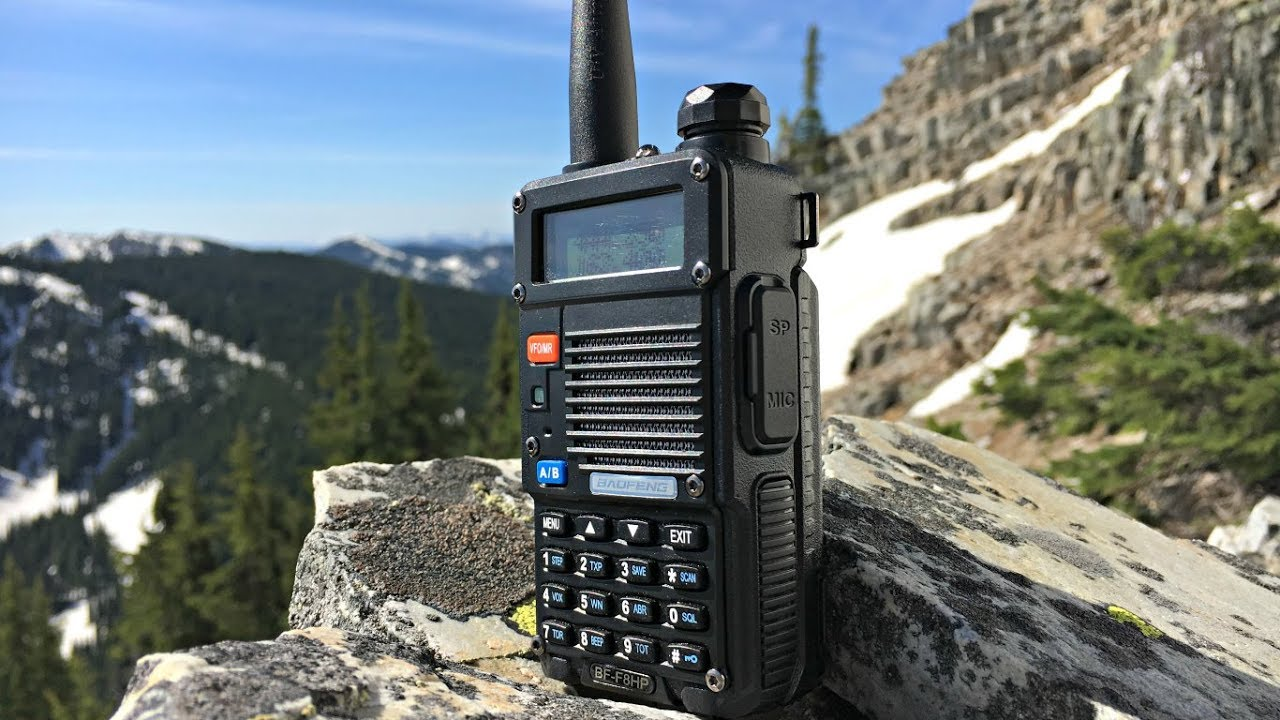 Best Handheld Ham Radio 2019 | Best Portable Ham Radio