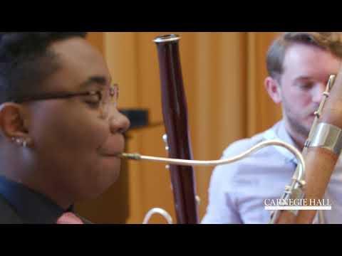 Royal Concertgebouw Bassoon Master Class with Simon van Holen: Mozart's Bassoon Concerto, K.191