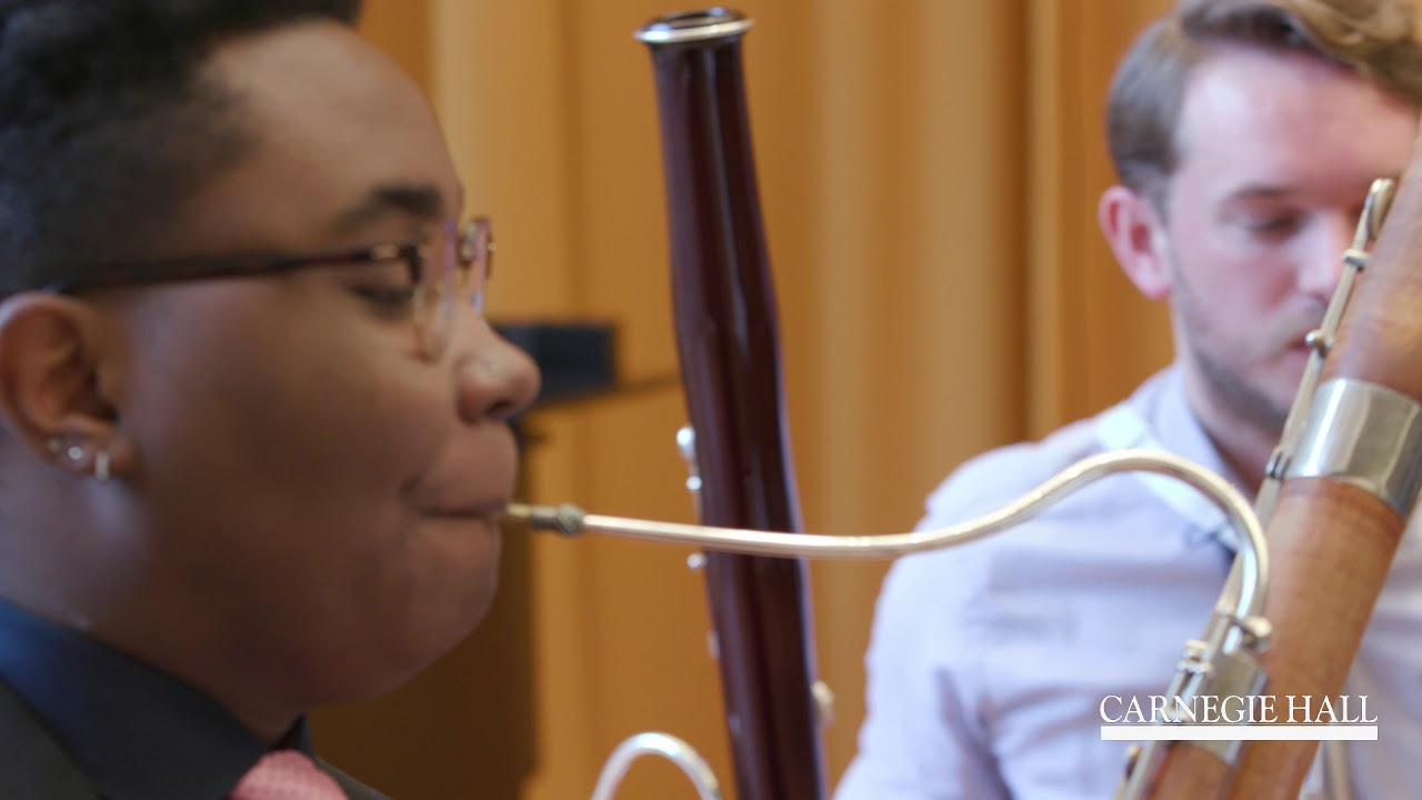 Royal Concertgebouw Bassoon Master Class with Simon van Holen: Mozart's Bassoon Concerto, K.191