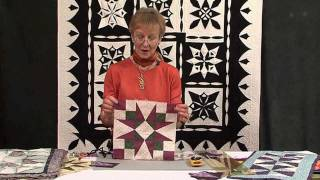54-40 or Fight patchwork pattern with Jennie Rayment