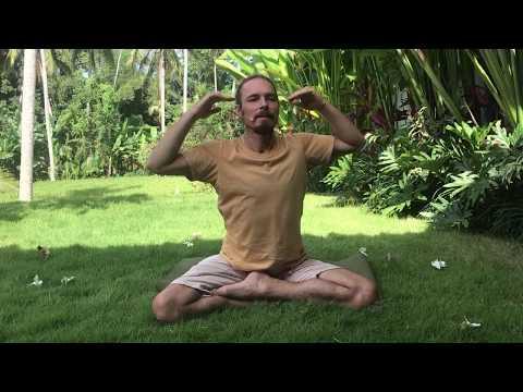 Встреча 2: Тема дыхание, прана, биофизика дыхания и техники йоги