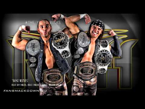 "ROH | ""War Of Nerves"" (w/Terminator & Superkick Party Intro) (The Young Bucks 5th Theme Song)"