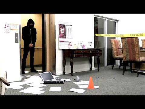 Orphanage Robbery Prank!!