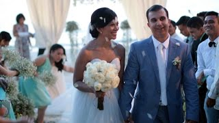 4 - Carlos MADEIRA & Jennifer GUMBOC - Beach Wedding - Boracay