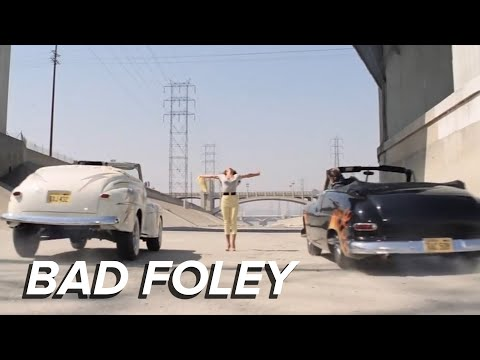 The Thunder Road Race Scene from 'Grease' Loses a Lot of Its Thunder with Bad Foley