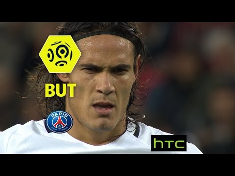 But Edinson CAVANI (23' pen) / SM Caen - Paris Saint-Germain (0-6) -  / 2016-17