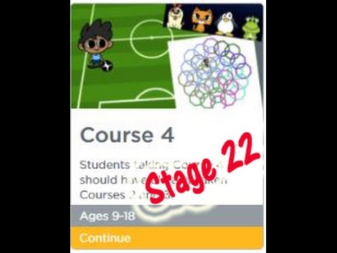 Code.org Course 4, Stage 22,