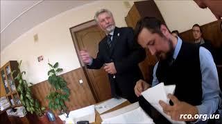 Адвокат Шпагин подал в суд на ДКО, требовал 60000 грн. и обломался.