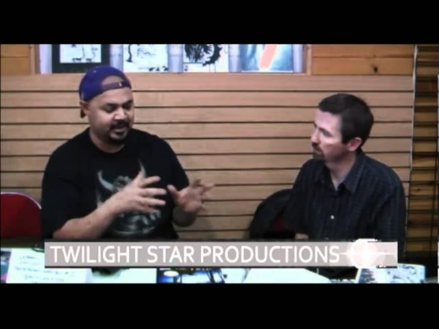 UVN Spotlight: Twilight Star Studios episode 2