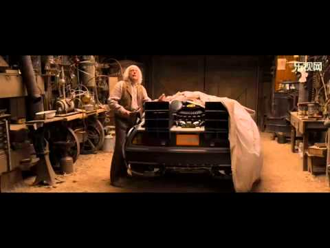 Doc Brown Cameo In A Million Ways To Die In The West (HD)
