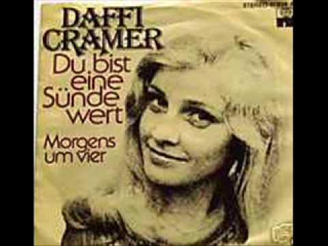 Daffi Cramer, Du bist eine Sünde wert