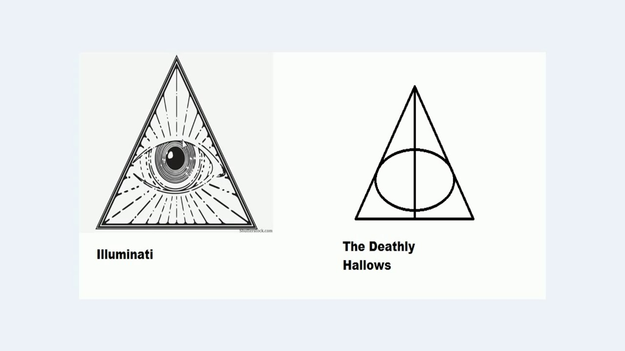 Is illuminati related to the deathly hallows youtube is illuminati related to the deathly hallows biocorpaavc Images