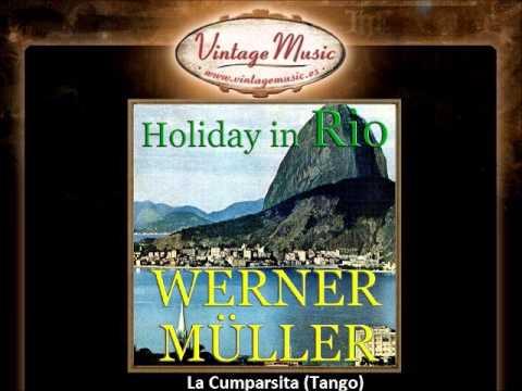 Werner Müller And His Dance Orchestra -- La Cumparsita