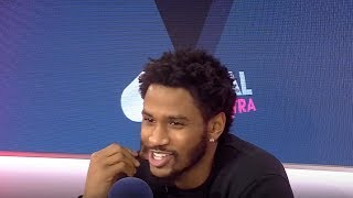 Trey Songz Talks New Album, Wild Fan Stories & More With Yinka