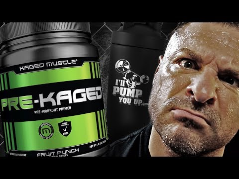 KAGED MUSCLE PRE-KAGED Pre-Workout // HONEST TASTE TEST // REVIEW