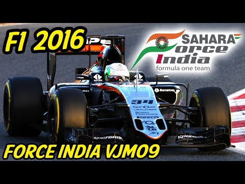 F1 Force India VJM09 Analysis - Lets Talk F1