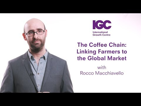 Rocco Macchiavello: The coffee chain - Linking farmers to the global market