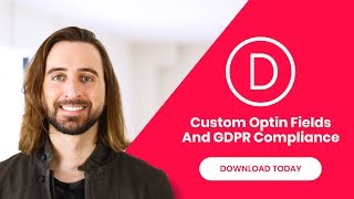 Introducing Custom Fields Integration For All Divi Email Providers And New GDPR Compliance Options