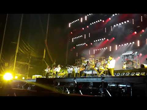 Rammstein - Mariachi 😲 after show with Till helping - Live Puerto Vallarta México HD - 31/12/2018 Mp3
