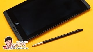 HP Slate7 Extreme - Package & Design