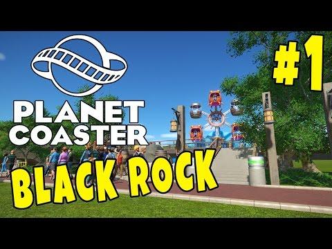 STARTEN PÅ NOE KULT - Planet Coaster #1