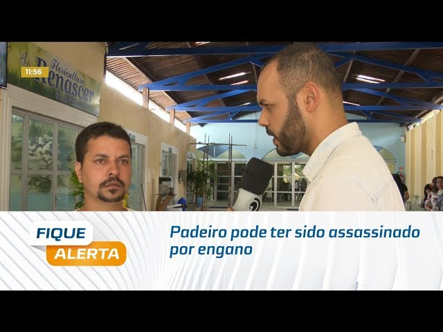 Padeiro pode ter sido assassinado por engano na Av. Gustavo Paiva