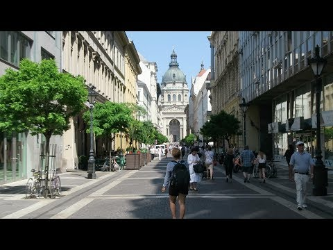 BUDAPEST IS BEAUTIFUL | DIGITAL NOMAD VLOG 27