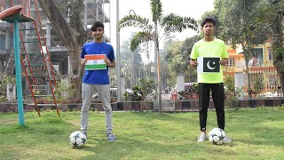 REACTION TO THE PULWAMA ATTACK - FREESTYLE FOOTBALL VERSION