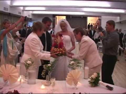 Ukrainian Russian American Wedding