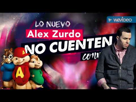 Lo Nuevo De Alex Zurdo 2018 Versión Álvin Y Las Ardillas
