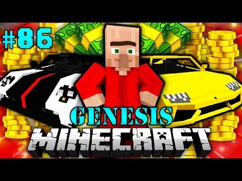 JIM's AUTOHAUS?! - Minecraft Genesis #086 [Deutsch/HD]