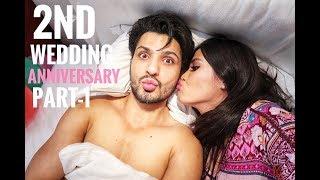 our 2nd Wedding Anniversary - Bekal, Kerala vlogs (PART 1)