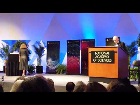 Dr. Brenda Bass Induction into National Academy of Science