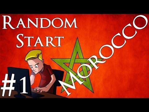 Civilization 5 | Random Start | Part 1  | Morocco