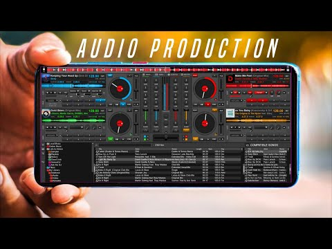 Best Audio Production And DJ Apps For Android/iOS 2020