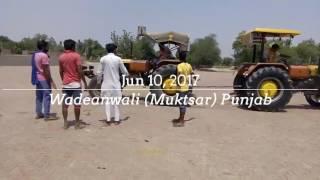 Tractor Tochann || Muqabla || Wadeanwali Muktsar || Punjab || 5911 vs 5911 || #1 Trending