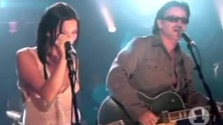 The Corrs feat Bono - Summer Wine mp4
