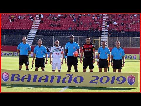 Vitória 0 X 2 Fluminense (FS). Melhores momentos (17/3/2019)