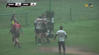 Farrapos X Planalto │ Gaúcho de Rugby 2018 (7ª rodada - Tries)