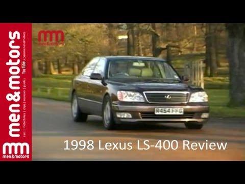 1998 Lexus LS-400 Review