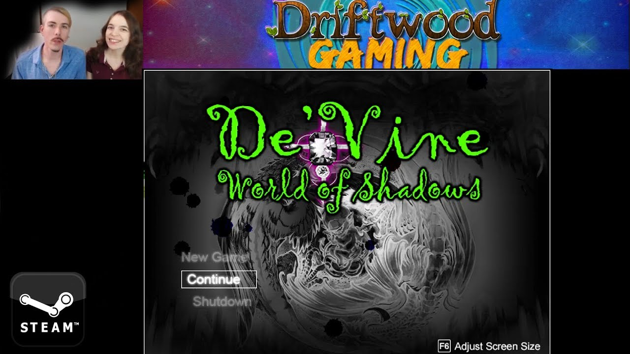 De'Vine World of Shadows - First Impressions - RPG Maker VX Ace