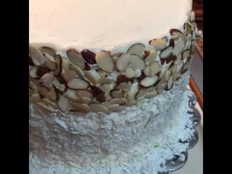 Classic Alabama Lane cake!