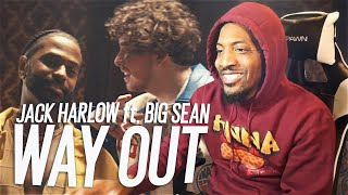 Jack Harlow - Way Out feat. Big Sean (REACTION!!!)