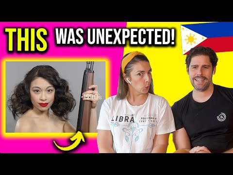 100 Years of FILIPINO BEAUTY – Foreigners Reaction