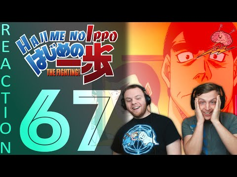 SOS Bros React - Hajime No Ippo Season 1 Episode 67 - Kamogawa Gym Swings Into Action!