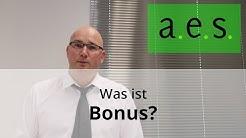 Steuertipp:  Bonus