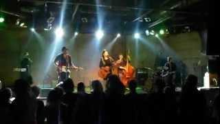 Το i-jukebox.gr στη συναυλία της Amparo Sanchez στη Θεσσαλονίκη